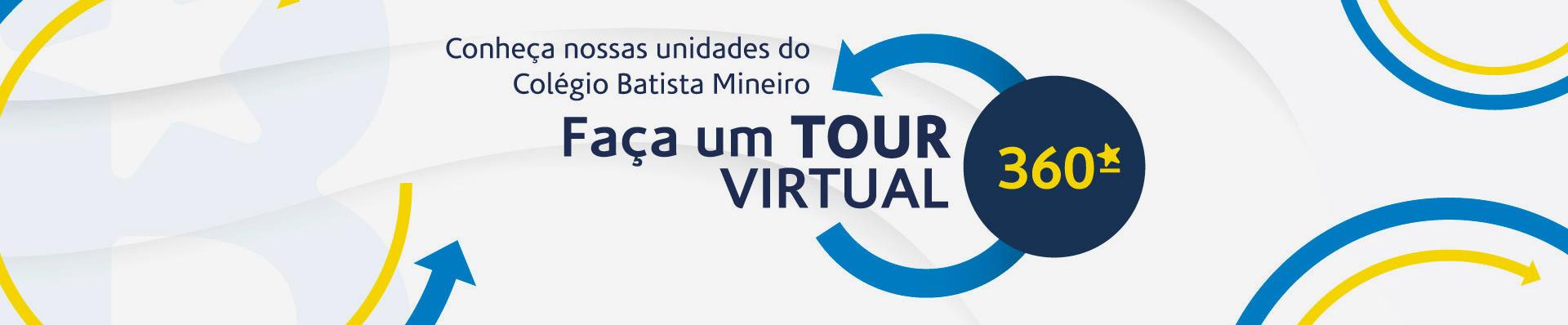 Tour Virtual - Colégio Batista Mineiro